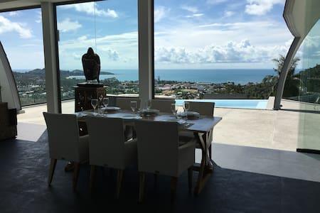 exceptionnel !! villa 3 chambres avec vue mer - Villa