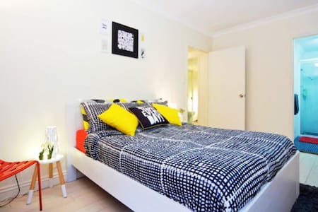 Room type: Private room Bed type: Real Bed Property type: Apartment Accommodates: 3 Bedrooms: 1 Bathrooms: 1