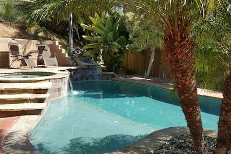 Soak in the Sun! - Fallbrook - Casa