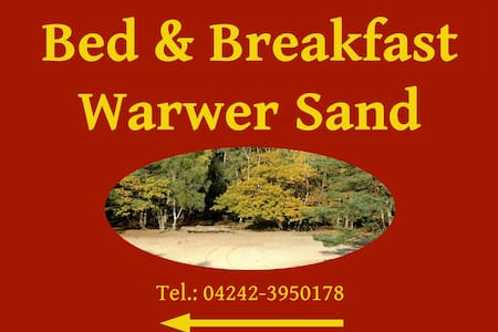 Bed & Breakfast Warwer Sand - Bed & Breakfast