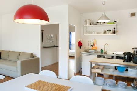 Zentrale Wohnung am Alex (Apt. 11) - Berlin - Apartment
