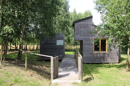 Ecolodge de Sailly-sur-la-Lys - Erdhaus