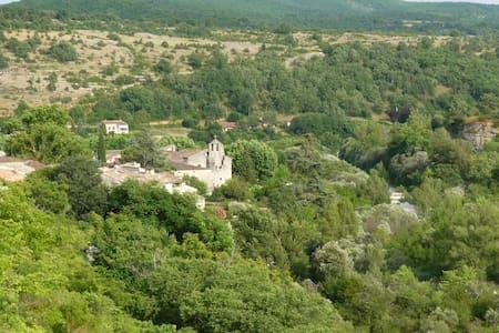 La piccola casa - Saint-Maurice-d'Ibie