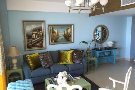 Beautiful frontline beach apartment - Apartment