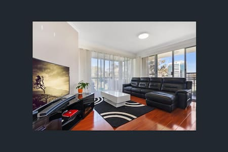 Riverside view room in Paramatta - Parramatta - Apartment