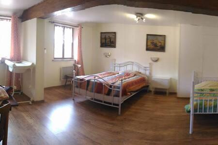 Jolie chambre à louer au calme - Vibersviller - Dům pro hosty