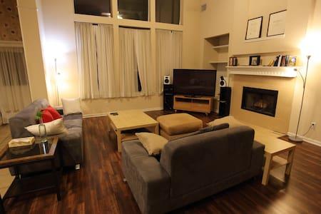 Cozy house in North Austin - Austin - Maison