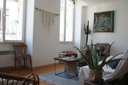 Joli appartement lumineux centre bordeaux - Leilighet