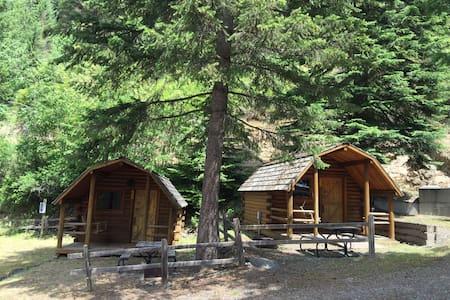 Rustic Cabin #10 by Lake Cd'A - Coeur d'Alene