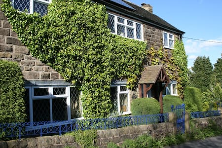 Rose Cottage up to 6 p bed - with real breakfast! - Bed & Breakfast