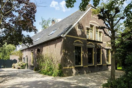 Riverside Cottage 30 min from A'dam - Bed & Breakfast