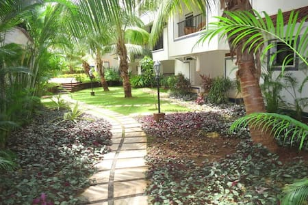 Lovers Bay-Serene and Premium 1bhk in North Goa - Lakás