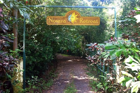 Nosara Retreat: Hummingbird - Bed & Breakfast