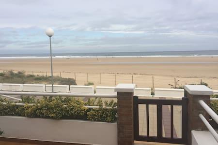 La casa de la playa de Berria - Entire Floor