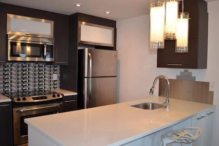 1 Bedroom Modern - Montréal