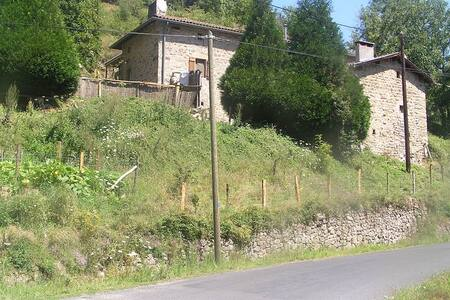 La Gageyre - Labatie-d'Andaure - Huis