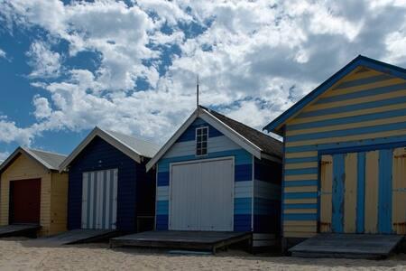 New apartment 3 mins from beach - Edithvale - Leilighet