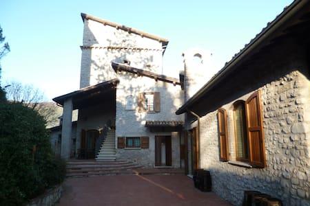 ADAGIOUMBRO appartement - Spoleto - Villa