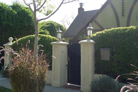 West Hollywood Prime Gated House