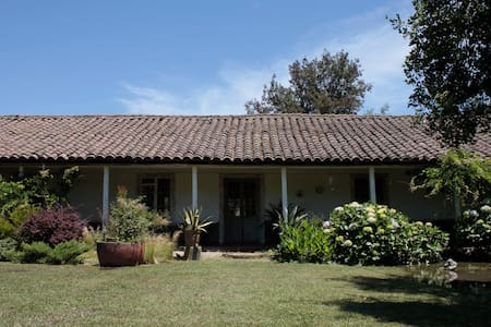Big Country House in Colchagua Valley - Villa