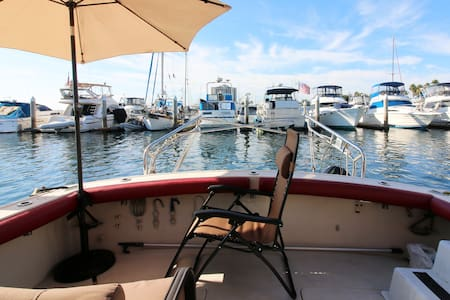 40' Silverton Yacht - 1 master suit & 2 bunks beds - San Diego - Vaixell