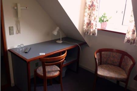 Hotelværelse i dejlige omgivelser - Bed & Breakfast