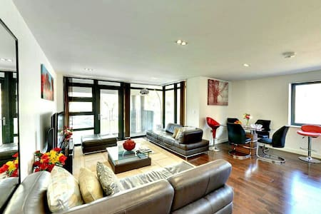 ♡ Deluxe Apartment - Canary Wharf ♡ - Greater London - Apartment