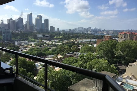 Potts Point Harbour Views - Apartmen