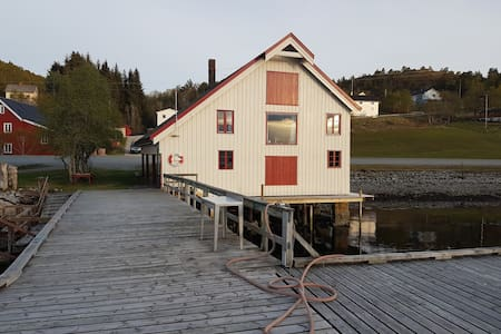 Great pier with quay leased. - Talo