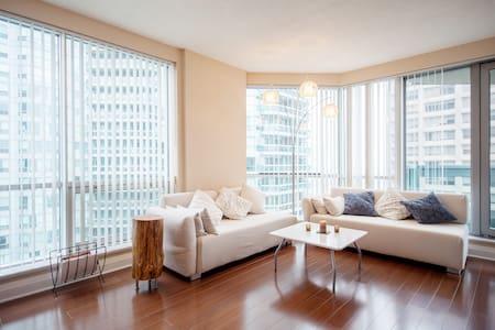 Spacious one bedroom lake view - Toronto - Apartment