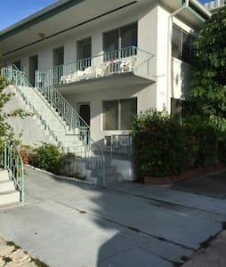 Cozy studio, steps from the the beach - Miami Beach - Apartment