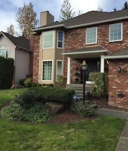clean,wonderful and peaceful rooms - Federal Way