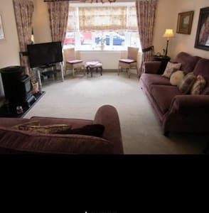 Cute and cosy room!!! - Newton Mearns - Apartamento