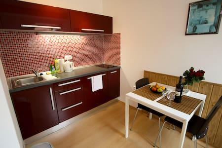 Cozy Studio Palmovka, metro 1 min. - Prag - Wohnung