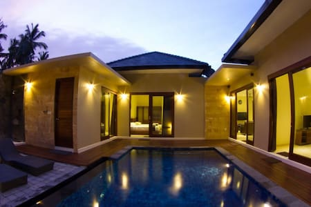 Luxury Room 1 in Villa Chi in Harmony - Batu Layar - Willa