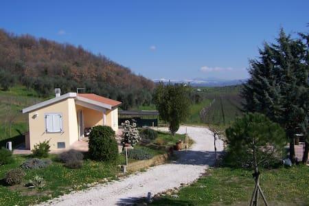 casaletto in Maremma - Scansano - Kabin