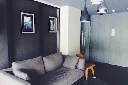 Serene & nice residence - Tambon Sai Ma - Apartamento