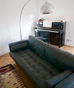 Spacious room in Munich - München - Apartment