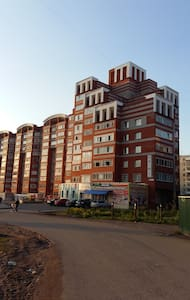 Comfortable apartment with panoramic view - Tomsk
