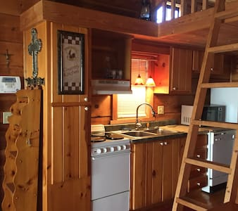 Rustic cabin. if you love fishing. - DeLand - Cabin