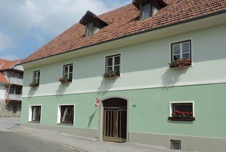 B&B Hubertushof Teufenbach - Rumah