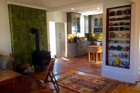South Coast Artists' Farmhouse - Dartmouth - Casa