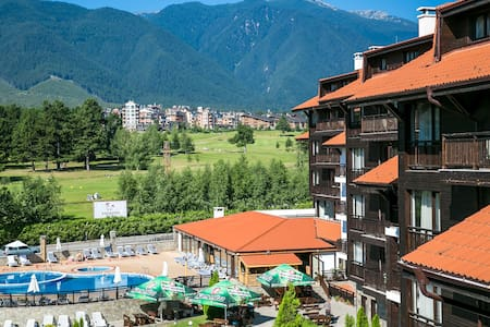 Relaxing Spa, Ski  &Golf 1 Bed Apartment - Appartement