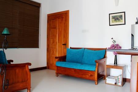 Anaqkara Beach Apartment - Dehiwala-Mount Lavinia