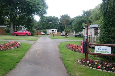 Luxurious Superior Static Caravan Summer Let Only - Crantock