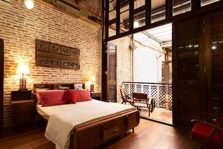 Skywell Suite @ You Le Yuen - George Town - Bed & Breakfast
