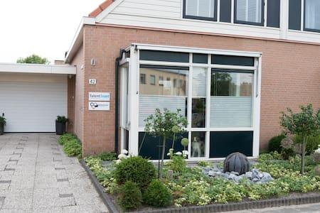 Modern  residence near Alkmaar, Haarlem, the beach - Dům