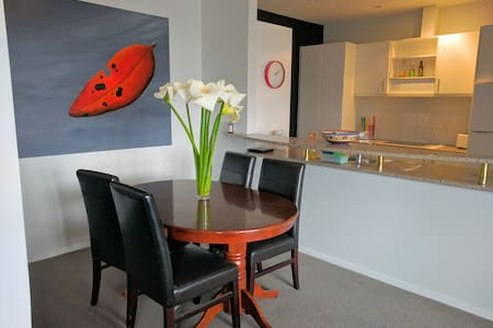 Large city apartment & parking - Auckland - Apartamento