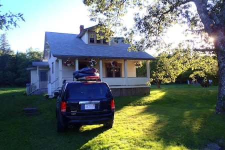 Nova Scotia Beach House Near Surf, Art, Vineyards - Hus