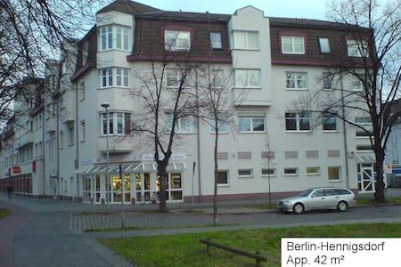 Ferienwohnung in Berlin-Hennigsdorf - Hennigsdorf